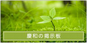 慶和の掲示板